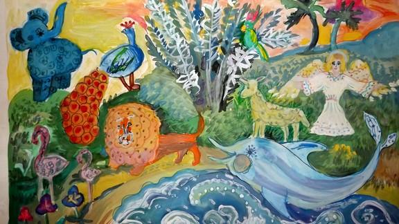 картинки мир духовный и мир земной