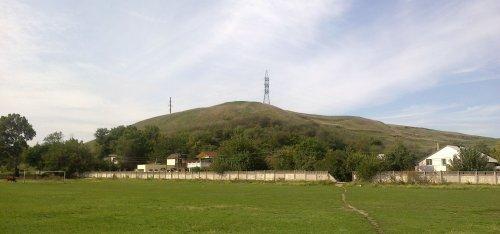 Позднескифское городище «Кермен-кыр» – памятник археологии в селе Мирное под Симферополем