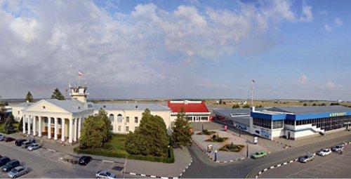 Аэрофлотский – поселок городского типа (городской округ Симферополь)