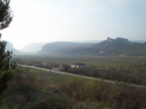 Куйбышево – поселок городского типа Бахчисарайского района