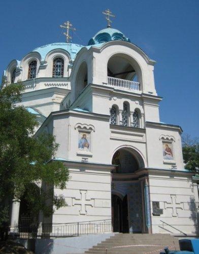 Храмы Евпаторийского благочиния Симферопольской и Крымской епархии