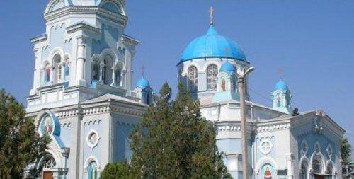 Храмы Сакского благочиния Симферопольской и Крымской епархии