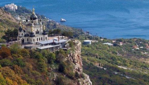 Храмы Ялтинского благочиния Симферопольской и Крымской епархии