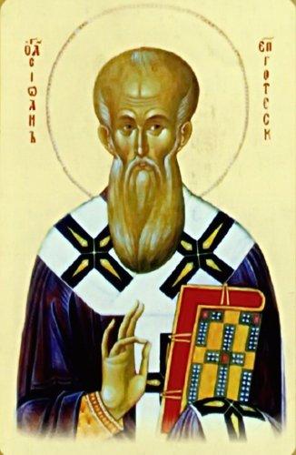 Святитель ИОАНН ГОТСКИЙ, епископ Крымской Готии