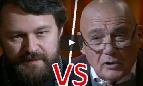 Интервью митрополита Волоколамского Иллариона атеисту Владимиру Познеру