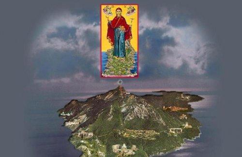 Первые иноки на Святой Горе Афон