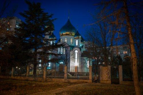 Храм священномученика святителя Вениамина в городе Симферополе