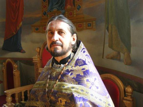 Протоиерей Иосиф Лызан – настоятель храма-часовни святителя Луки в городе Симферополе