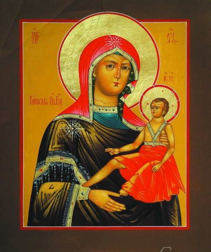 Икона Божией Матери «КИПРСКАЯ»