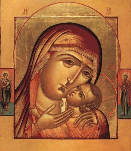 Икона Божией Матери «КАСПЕРОВСКАЯ»