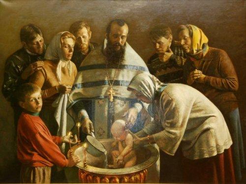 Попускает ли Господь войти бесу в некрещенного ребенка