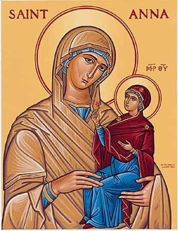 святой мать