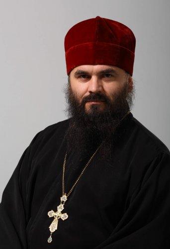 Протоиерей Николай Сопига – настоятель Свято-Никольского храма в городе Симферополе