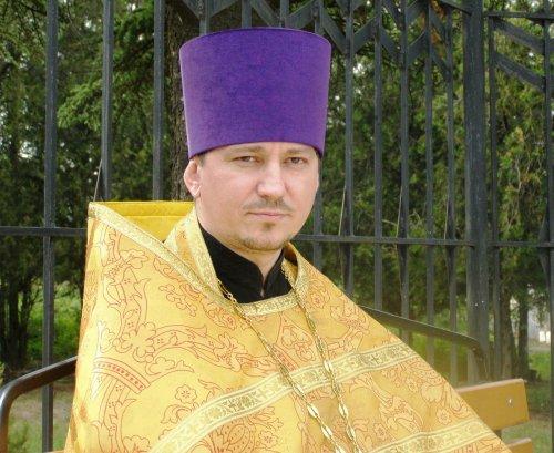 Протоиерей Сергий Шипилов – настоятель храма во имя иконы Божией Матери «Путеводительница» в г. Симферополе