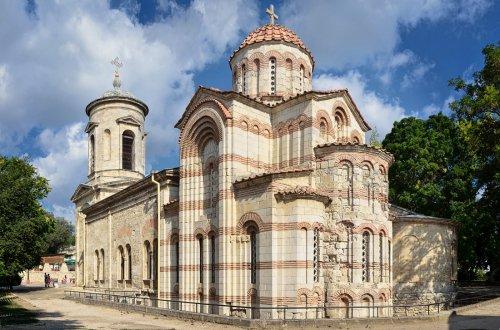 Кафедральный собор святого Иоанна Предтечи в городе Керчи