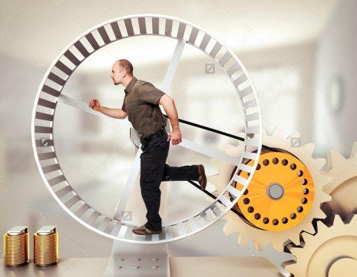 Приходит время, когда ты понимаешь, что ходишь по кругу