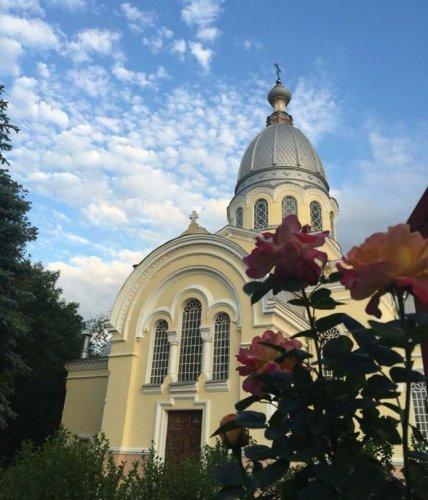 Кафедральный собор во имя Казанской иконы Божией Матери в городе Феодосии