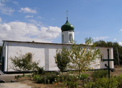 Софиевка – село Симферопольского района