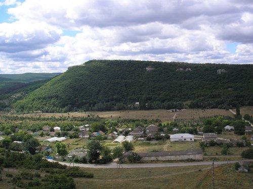 Малиновка – село Бахчисарайского района