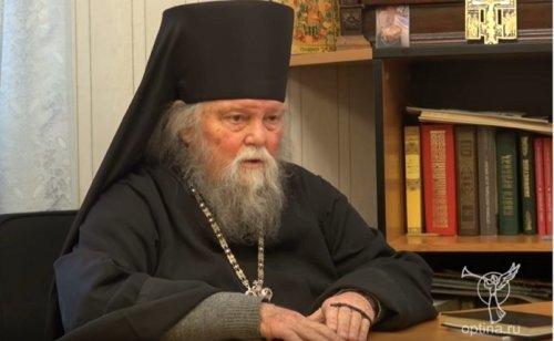 Духовная беседа наместника монастыря Оптина пустынь