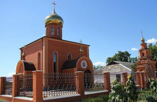 Храмы Красногвардейского благочиния Джанкойской епархии