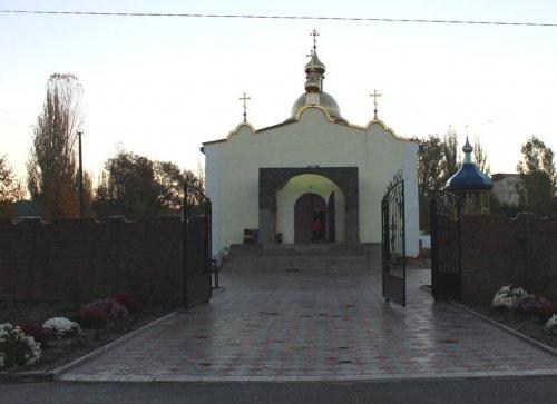 Храмы Нижнегорского благочиния Джанкойской епархии