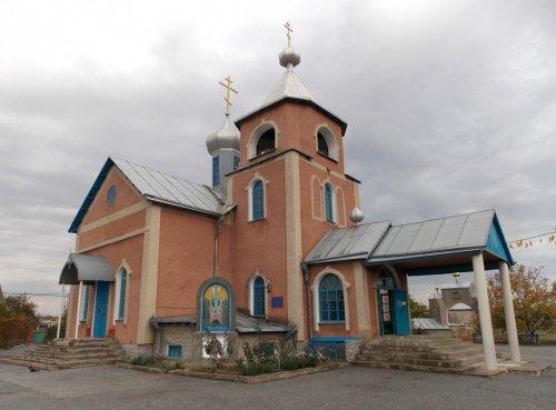 Храмы Раздольненского благочиния Джанкойской епархии