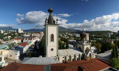 Храмы Алуштинского благочиния Симферопольской и Крымской епархии