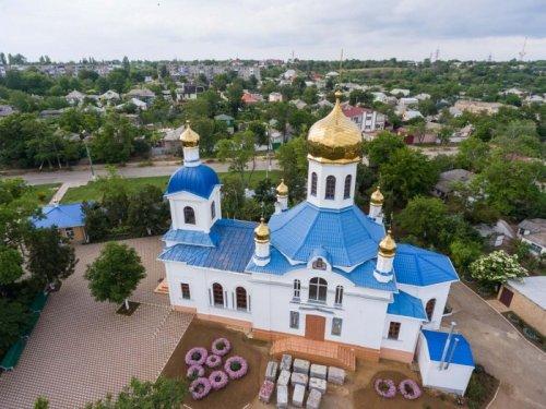 Храмы Керченского благочиния Феодосийской епархии