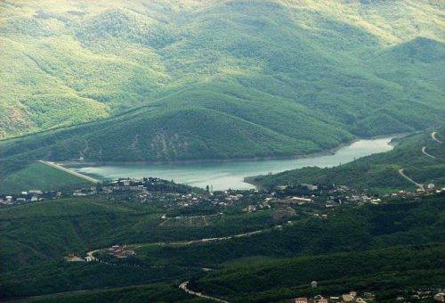 Розовый – поселок (городской округ Алушта)
