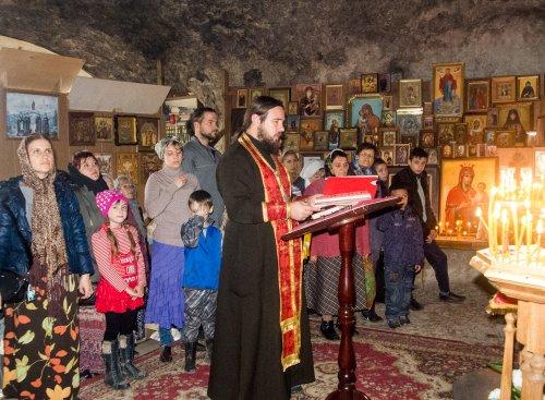 Паломническая поездка в пещерный монастырь святого великомученика Феодора Стратилата