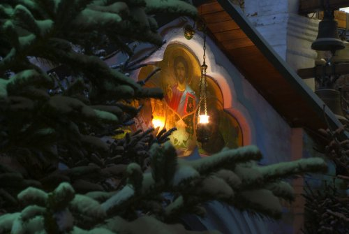 Проповедь митрополита Сурожского Антония. Новогодний молебен