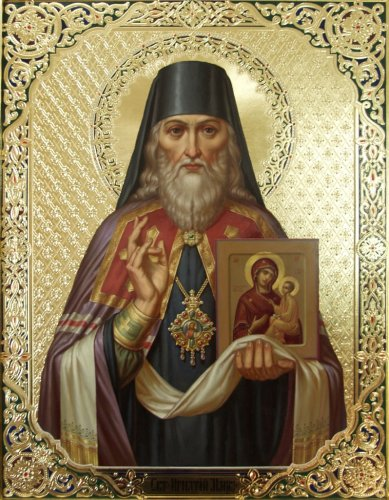Святитель ИГНАТИЙ МАРИУПОЛЬСКИЙ, митрополит