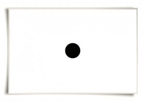 Притча о черной точке на листе бумаги