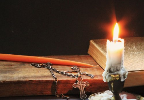 Две свечи. Притча