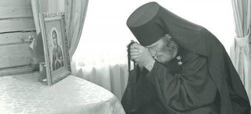 Монах-герой Советского Союза инок Киприан