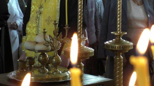 Престольный праздник Свято-Никольского храма в Симферополе