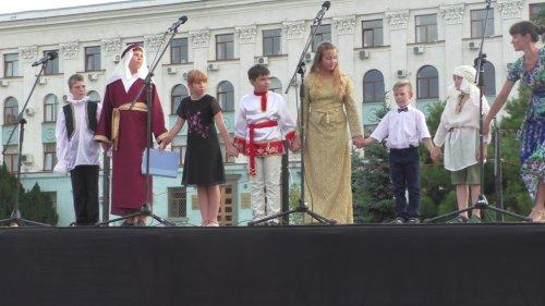 Праздничный концерт ко Дню Крещения Руси в Симферополе