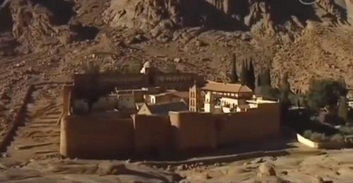 Греческий православный монастырь святой великомученицы Екатерины