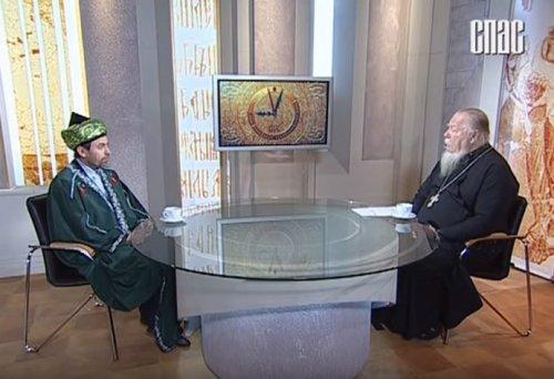 Беседа православного священника с мусульманским муфтием