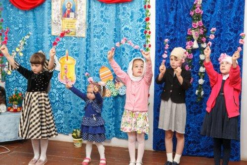 День памяти святых жен-мироносиц в храме Всех Крымских святых в поселке Гвардейское Симферопольского района