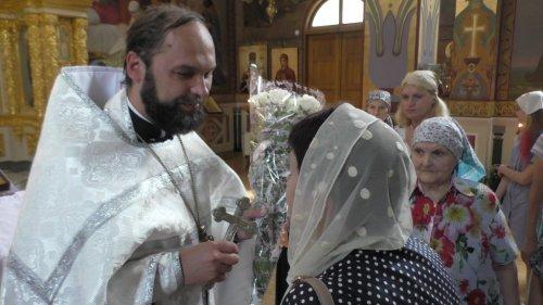 День рождения благочинного Второго Симферопольского округа протоиерея Иоанна Шимона