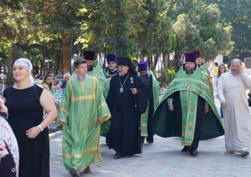 Священники Второго Симферопольского благочиния приняли участие в семейном крестном ходе
