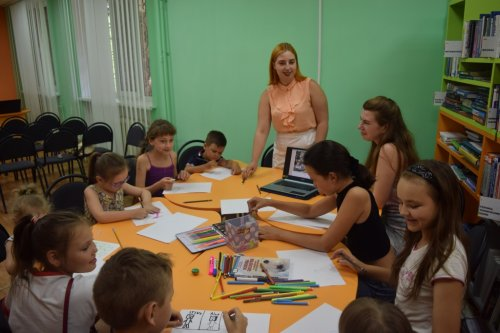 День семьи, любви и верности прошел в Крымской республиканской библиотеке для молодежи
