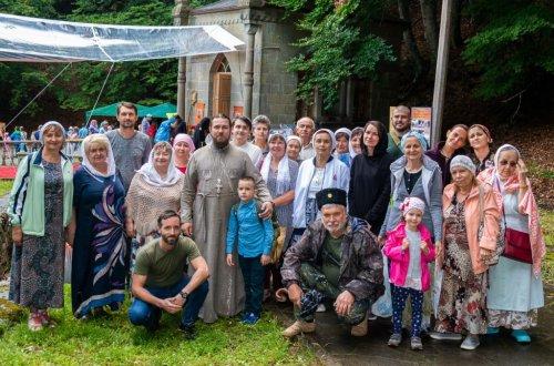 Прихожане храма Во имя Державной иконы Божией Матери совершили паломническую поездку в Космо-Дамиановский мужской монастырь