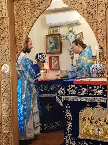 Храм во имя иконы Божией Матери «Целительница» в Симферополе отметил престольный праздник