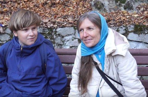 В Космо-Дамиановском монастыре под Алуштой исцелился ребенок, болеющей дистрофией