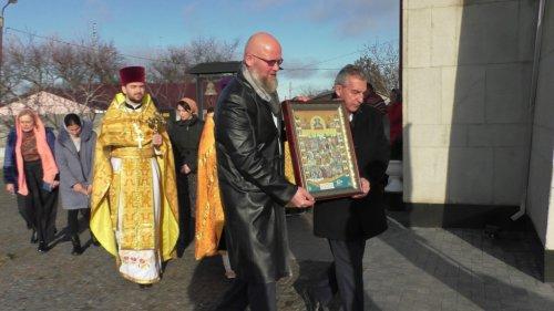 Престольный праздник в храме Всех Крымских святых в селе Мирное Симферопольского района