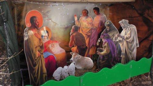 Рождественские вертепы в храмах Второго Симферопольского благочиния