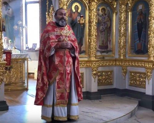 Проповедь протоиерея Валерия Лабазного в Неделю мытаре и фарисее